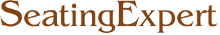 Square Self Edge Laminate Logo Table Top