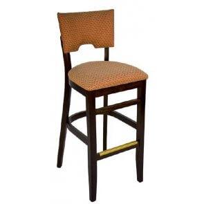 Upholstered Index Barstool