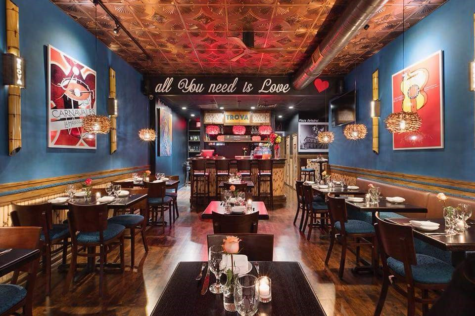 restaurant furniture from the seating expert